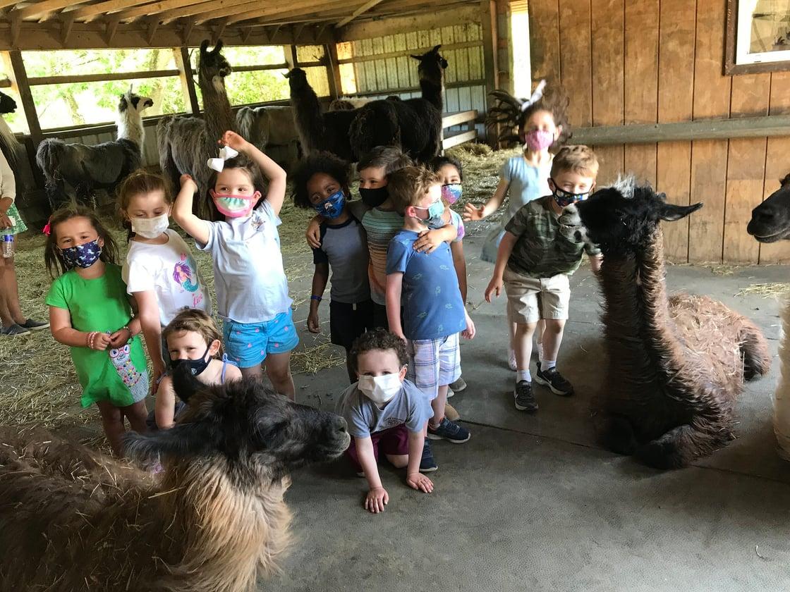 Saint Gregory's School Field Trip
